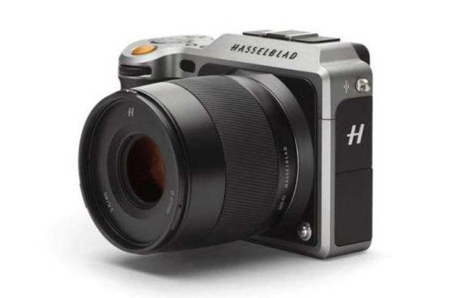 Hasselblad mirrorless X1D Camera