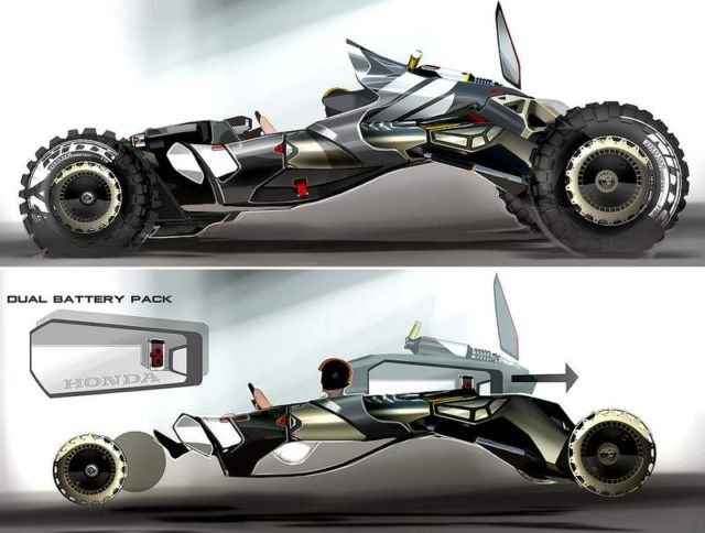 Honda Synergy Off-Road Buggy concept (3)