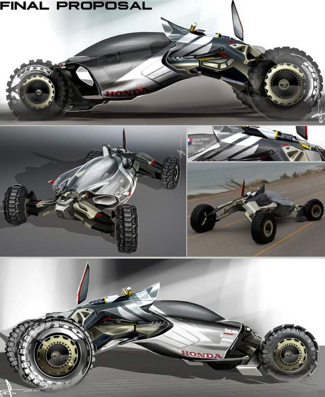 Honda Synergy Off-Road Buggy concept (2)