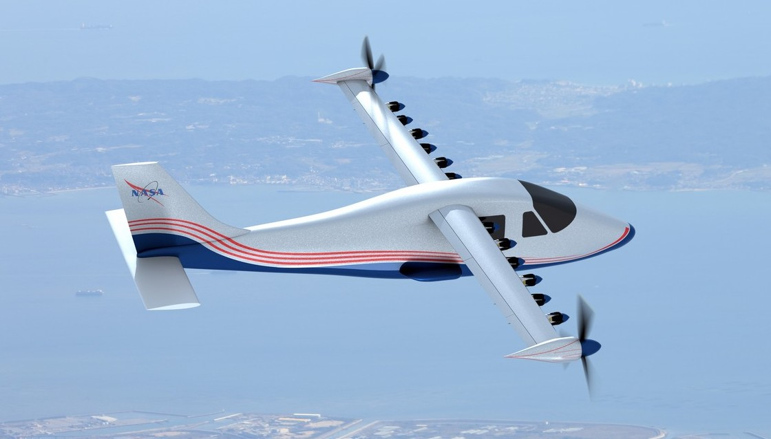 Maxwell NASA's New All-Electric Experimental X-Plane