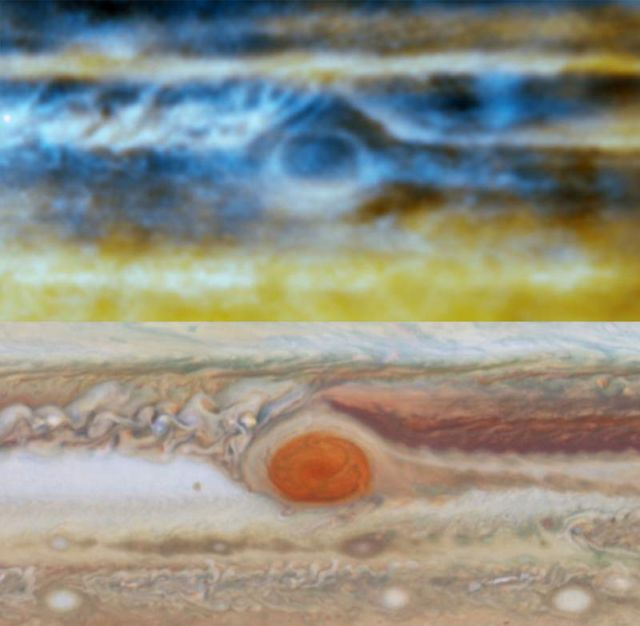 New map of Jupiter reveals what's beneath clouds