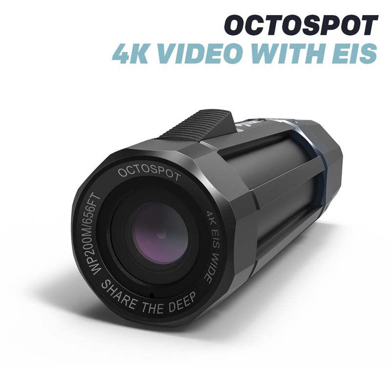 Octospot Dive Camera | wordlessTech