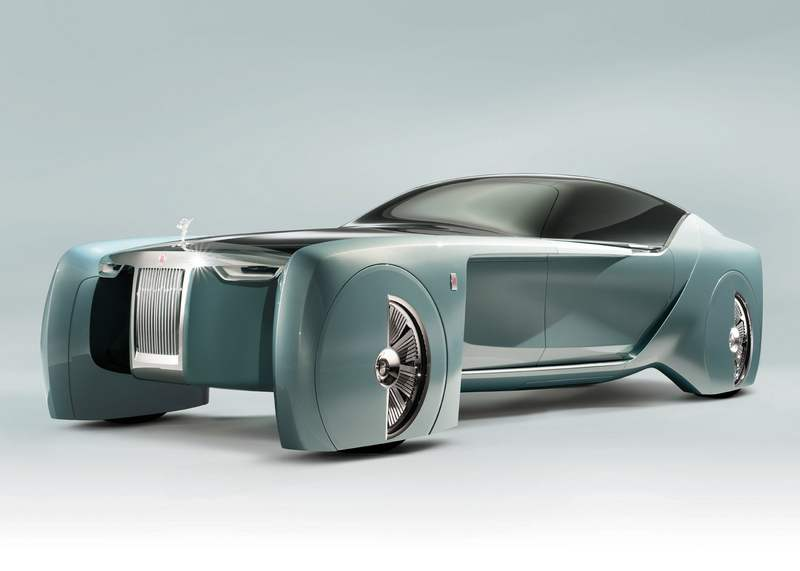 Rolls-Royce Vision Next 100 Concept (14)