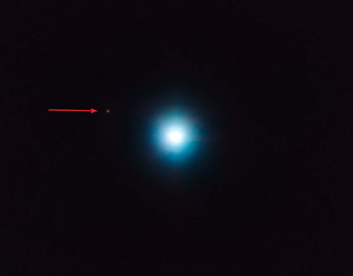 direct observation of exoplanet - photo #16