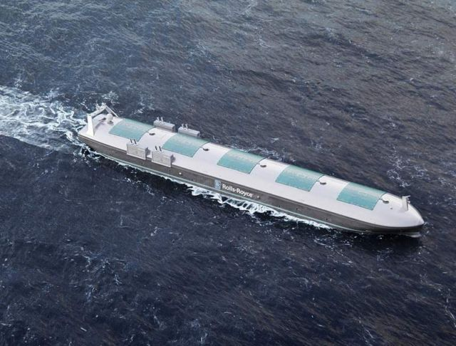 Rolls-Royce - The Future of remote and autonomous shipping (2)