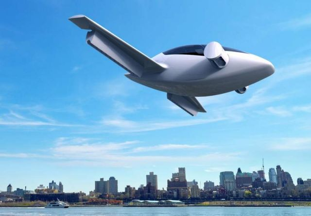 The Lilium Jet takes off and lands vertically (3)