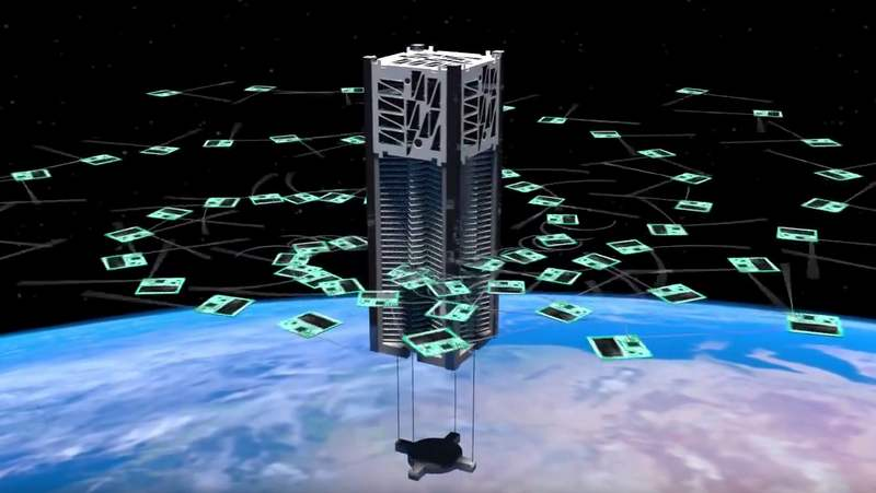 Tiny Spacecraft could lead us to Alpha Centauri