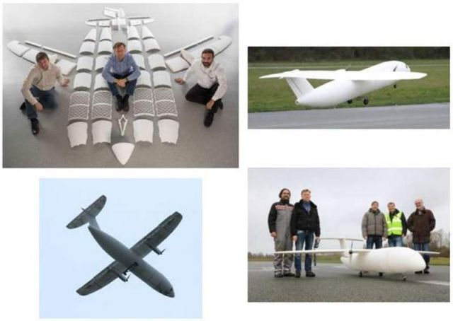 World's first 3D Printed Airbus aircraft