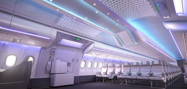 Airspace by Airbus Cabin concept (3)
