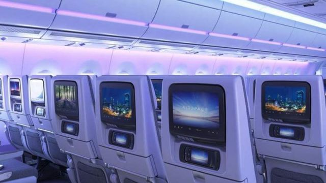 Airspace by Airbus Cabin concept (2)