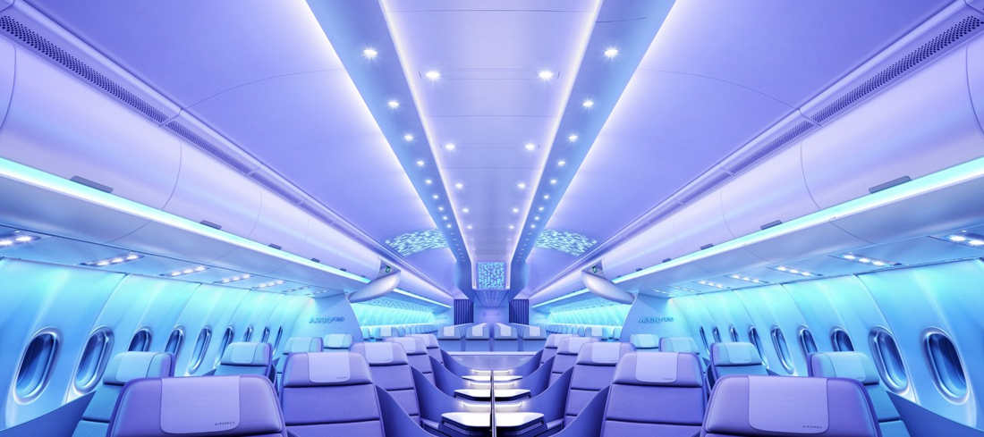 Airspace by Airbus Cabin concept (1)
