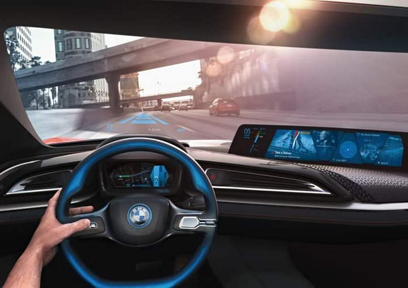 Bmw Inext Self Driving Vehicle Wordlesstech