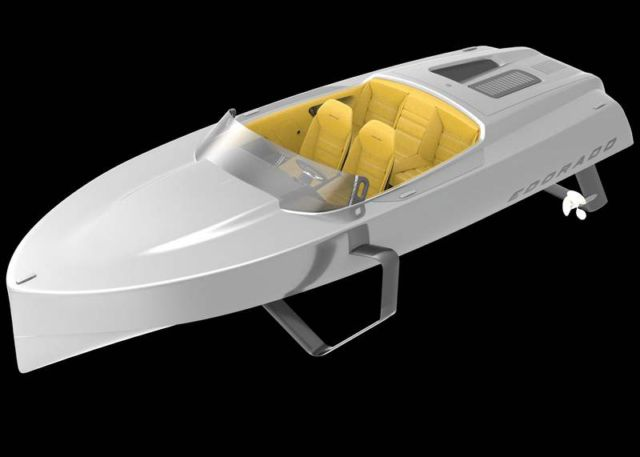 Edorado Marine electric speedboat (6)
