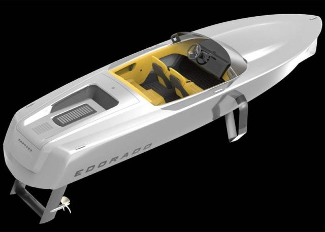 Edorado Marine electric speedboat (3)