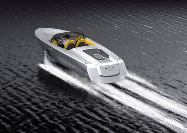 Edorado Marine electric speedboat (2)
