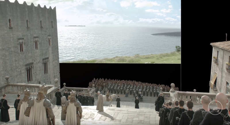 Game of Thrones Season 6 VFX Breakdowns