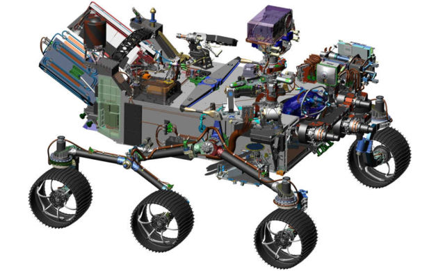 NASA's Next Mars Rover