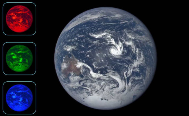 One Year on Earth – from 1 Million Miles (1)