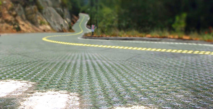 Solar road technology is coming to Route 66 (1)