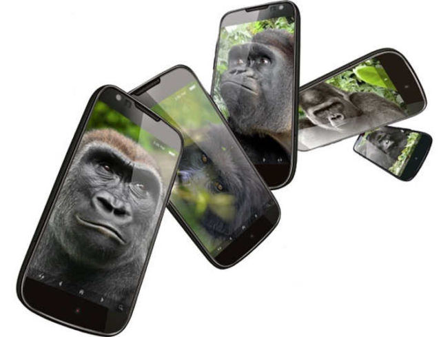 The 'unbreakable' Gorilla Glass 5 (1)