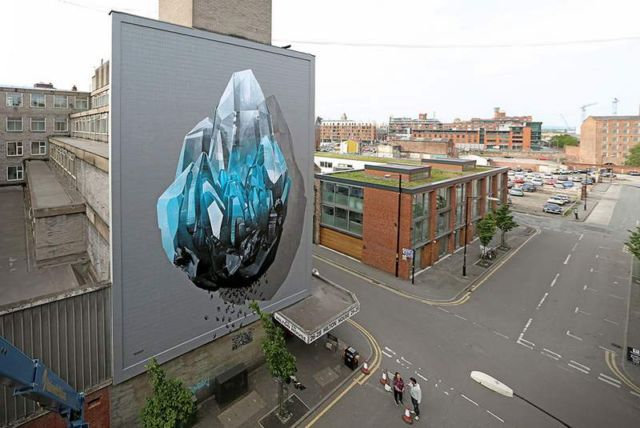 Towering Murals by Nevercrew (3)