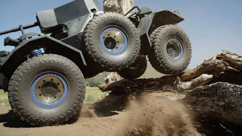 Toyo Ferret Off Road vehicle (1)