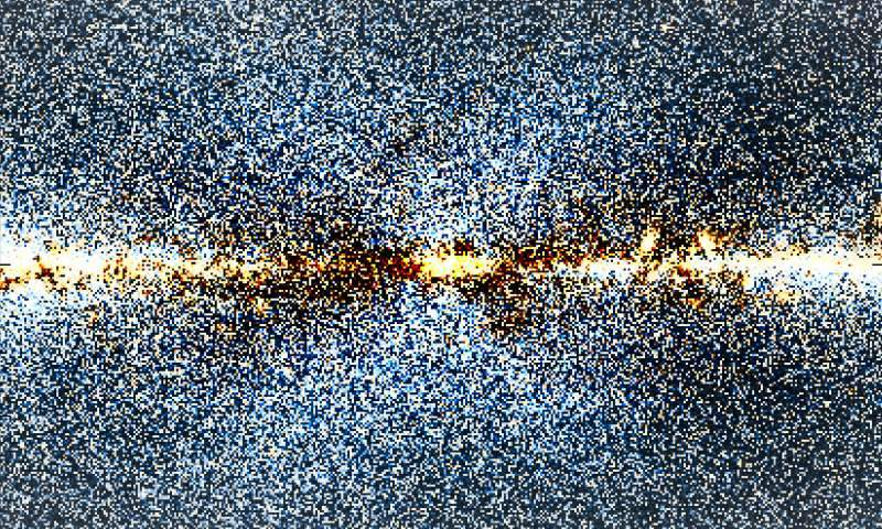 Two Astronomers discovered the Center of our Galaxy