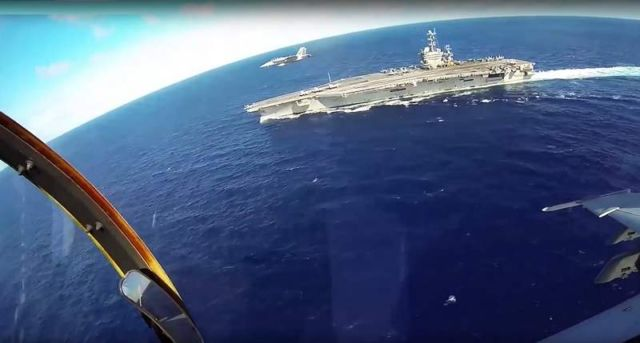 VFA-2 Bounty Hunters Southern Seas Deployment Cruise Video (1)