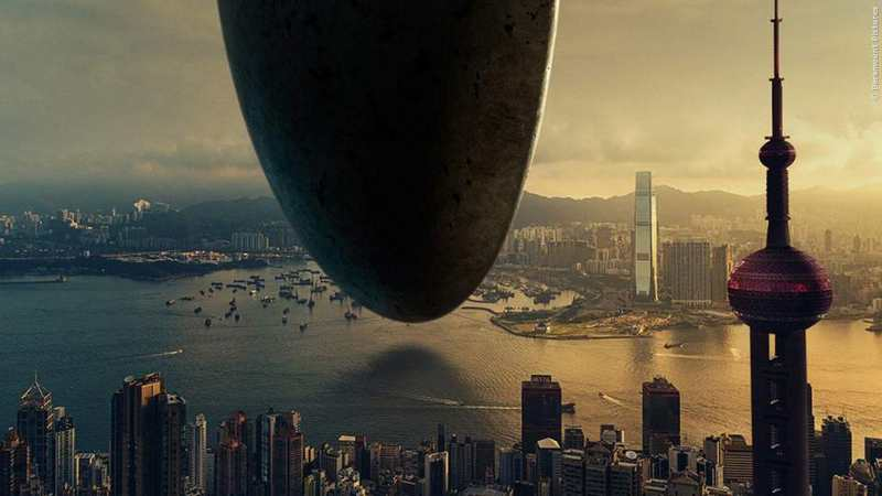 Arrival- movie trailer