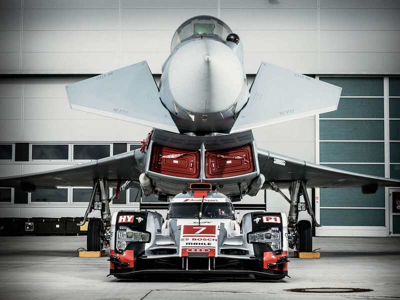 Audi R18 e-tron quattro vs. Eurofighter Typhoon (10)
