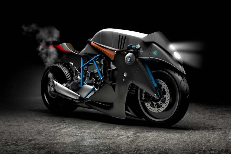 Wordlesstech Bmw Typhoon Motorbike