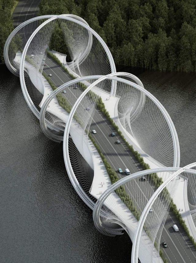 San Shan Bridge for the 2022 Beijing Winter Olympics (6)