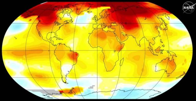 July was Earth's hottest month in recorded history