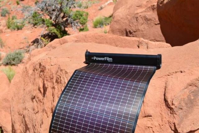 LightSaver Max- Portable Solar Charger