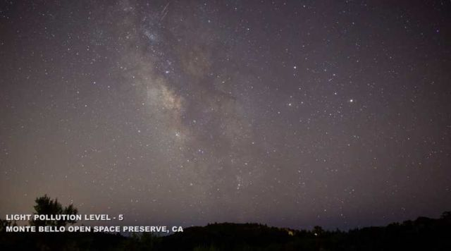 how light pollution affects the view of the night skies (3)