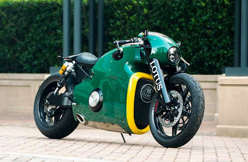 Lotus C 01 Motorcycle In Monterey Wordlesstech