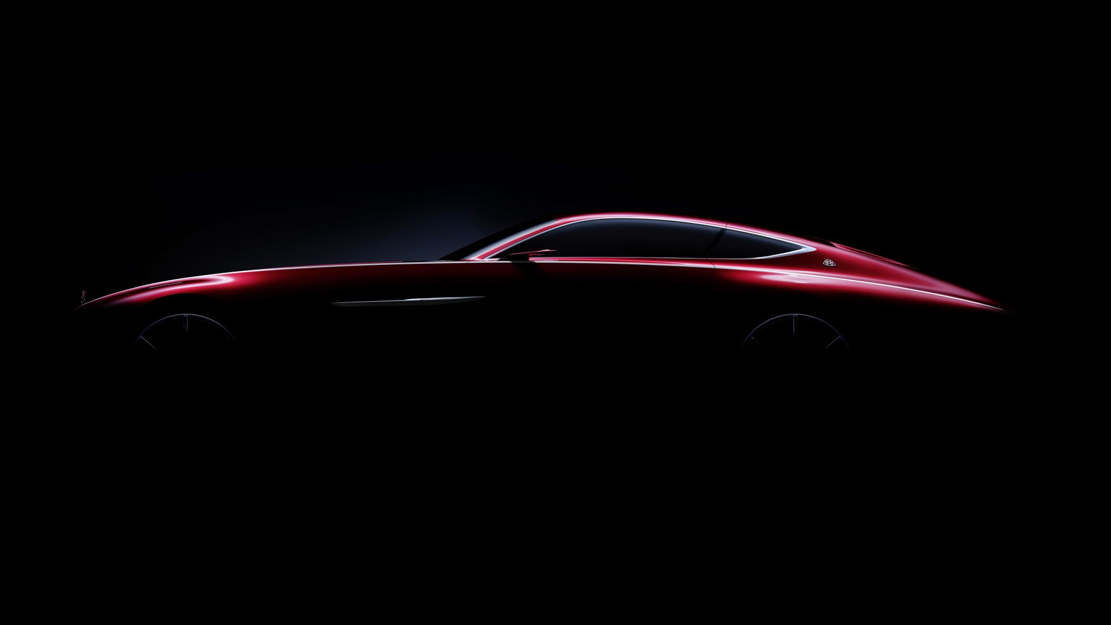 Mercedes-Maybach's new sport concept (1)