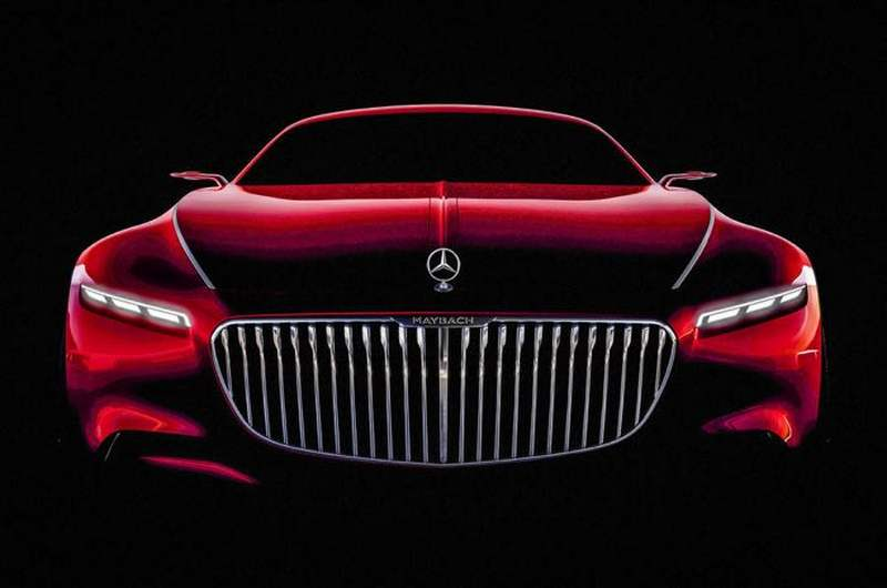 Wordlesstech Mercedes Maybach Coupe New Image