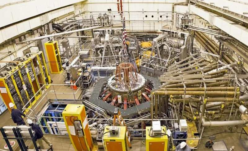 spherical tokamak