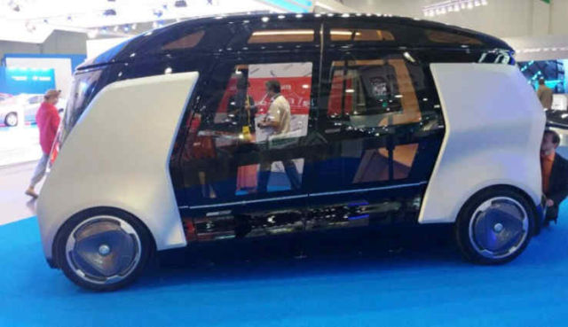 Russia's search giant is making an autonomous bus (1)