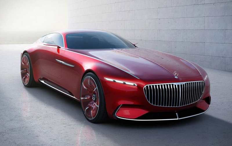 Vision Mercedes Maybach 6 (8)