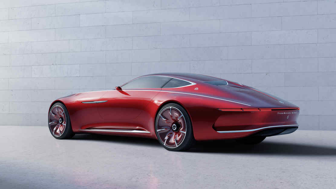 Vision Mercedes Maybach 6 (1)
