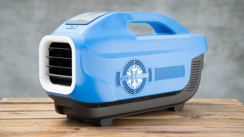 Zero Breeze Portable Air Conditioner (6)