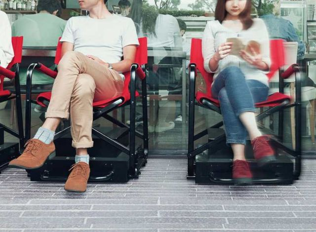 Self-Driving Chairs