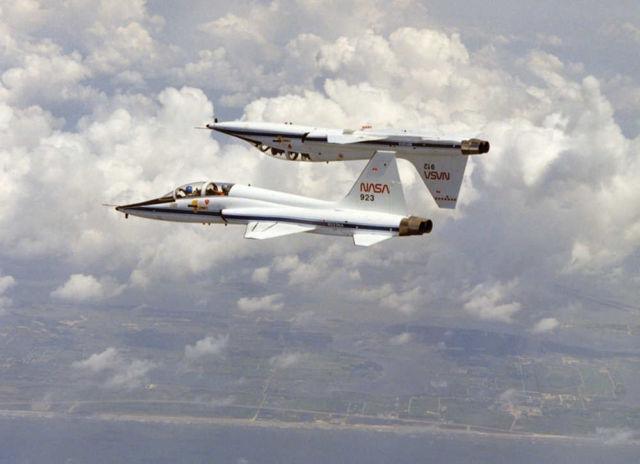 T-38 Jet Fighters