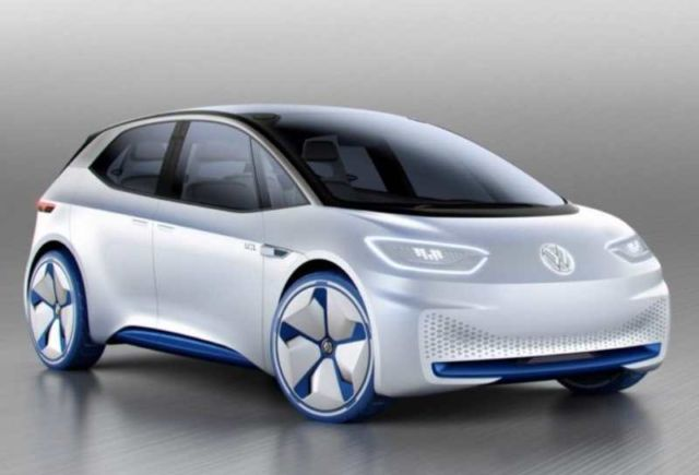 New VW I.D. electric concept