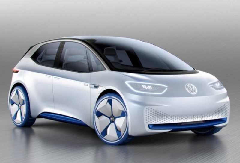 New VW electric car | wordlessTech
