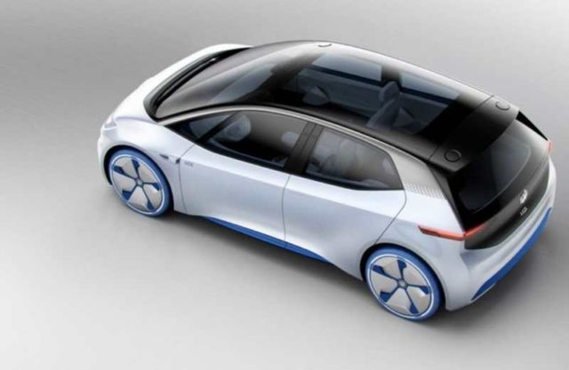 New VW I.D. electric concept (4)