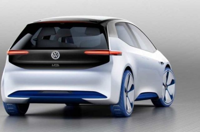 New VW I.D. electric concept (1)