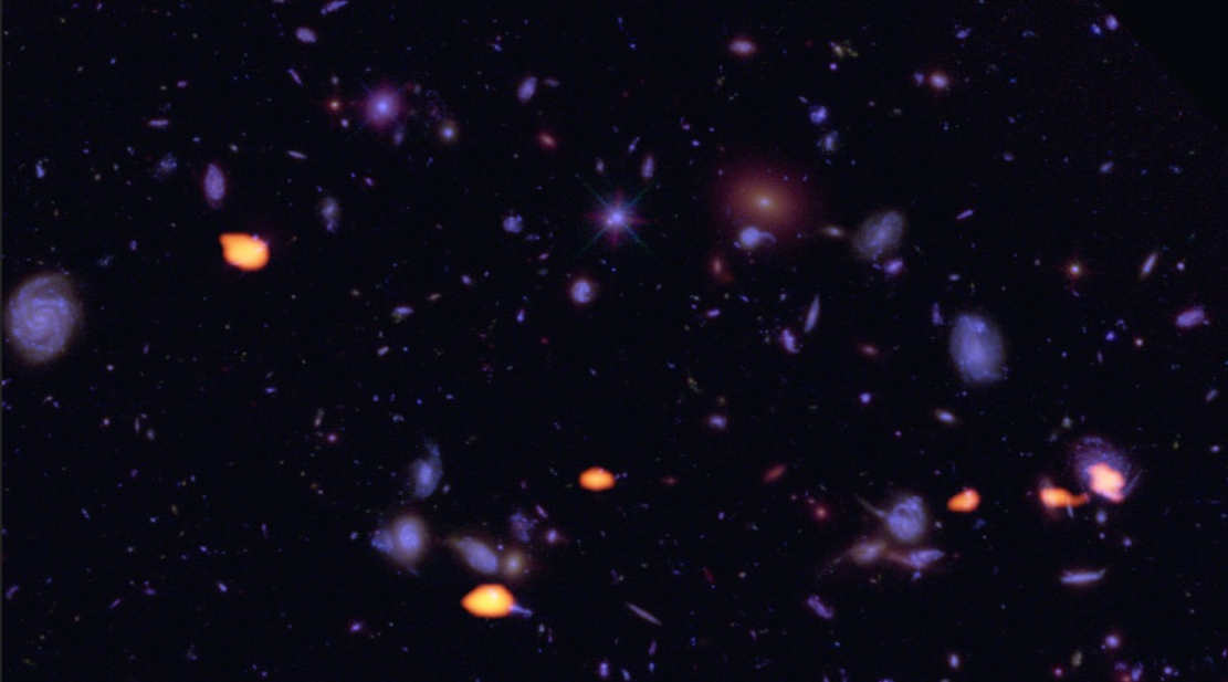 New type of Galaxies discovered